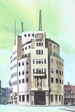 BBC Headquarters by English School