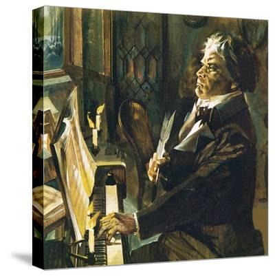 Beethoven at the Piano