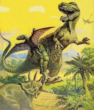 Dinosaurs by English School
