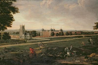 Euston Hall and Church