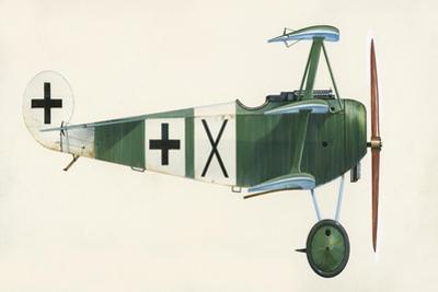Fokker Dr 1 Triplane
