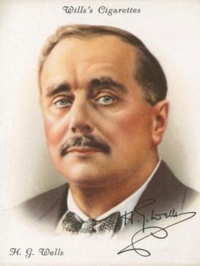 H. G. Wells by English School