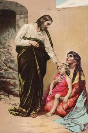 Jesus the Healer of All Ills
