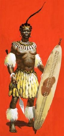 Shaka, the Zulu Warrior