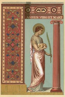 St Agnes by English School