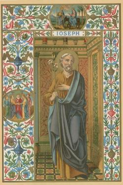 St Joseph by English School