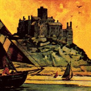 St Michael's Mount, Cornwall by English School