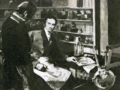 The Errand-Boy Genius: Michael Faraday