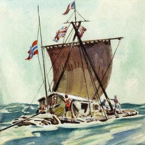 The Kon-Tiki by English School