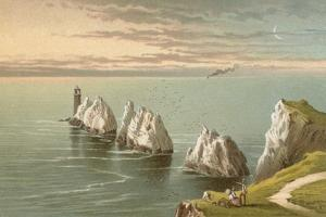 The Needles - Isle of Wight by English School