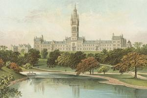 The New University - Glasgow by English School