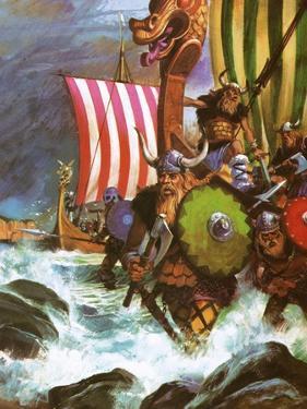 Vikings by English School