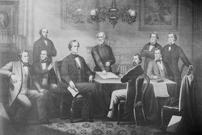 https://imgc.allpostersimages.com/img/posters/engraving-of-jefferson-davis-and-his-cabinet_u-L-PSKKO20.jpg?p=0