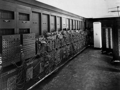 Eniac Computer Was the First General-Purpose Electronic Digital Computer