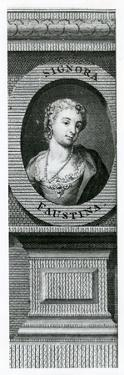Faustina Bordoni (1697-1781) by Enoch Seeman