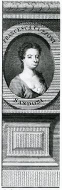 Francesca Cuzzoni (1696-1778) by Enoch Seeman