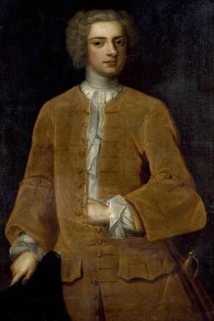 Portrait of Lord Charles Cavendish, 1720s