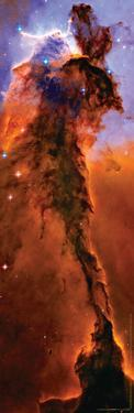Enormous Eagle Nebula