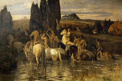Centaurs, 1895