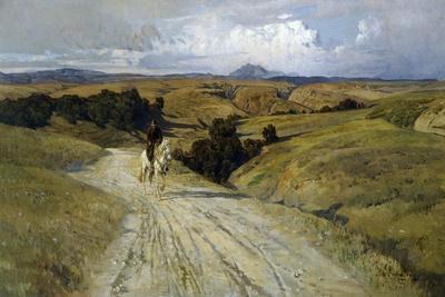 Desolate Roman Countryside
