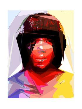 Black Woman 2 by Enrico Varrasso