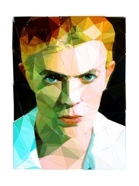David Bowie by Enrico Varrasso