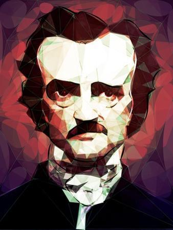 Edgar Allan Poe by Enrico Varrasso