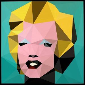 Icon Marilyn by Enrico Varrasso