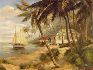 Key West Hideaway by Enrique Bolo