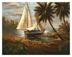 Setting Sail I by Enrique Bolo