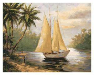 Setting Sail II by Enrique Bolo