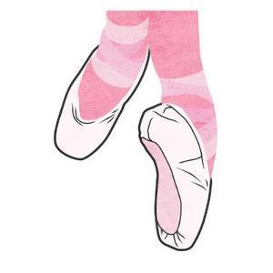 Ballerina Shoes by Enrique Rodriguez Jr.