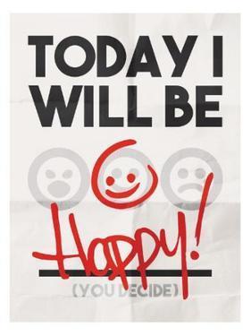 Be Happy by Enrique Rodriguez Jr.