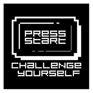 Challenge Yourself Black by Enrique Rodriguez Jr.