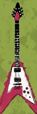 Electric Guitar A2 by Enrique Rodriguez Jr.