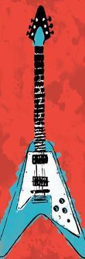 Electric Guitar A3 by Enrique Rodriguez Jr.
