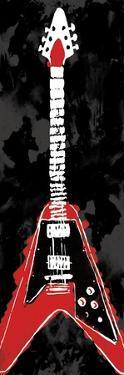 Electric Guitar A by Enrique Rodriguez Jr.