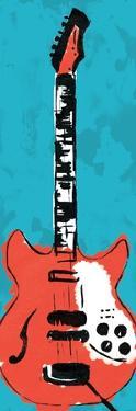 Electric Guitar B3 by Enrique Rodriguez Jr.