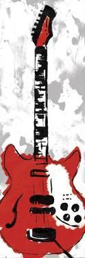 Electric Guitar B by Enrique Rodriguez Jr.