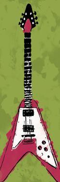 Electric Guitar by Enrique Rodriguez Jr.