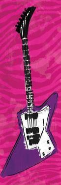 Girls Rule Guitar by Enrique Rodriguez Jr.