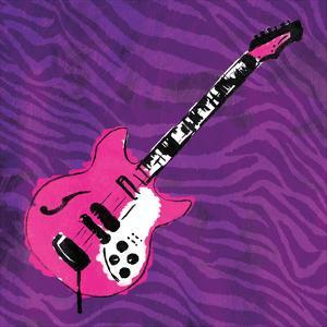 Girly Guitar Mate by Enrique Rodriguez Jr.