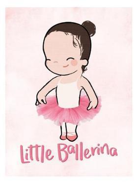 Little Ballerina 1 by Enrique Rodriguez Jr.