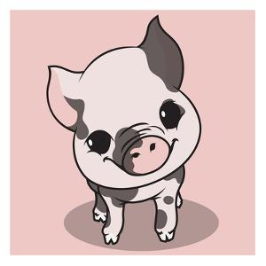 Little Pig by Enrique Rodriguez Jr.