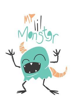 My Lil Monster by Enrique Rodriguez Jr.
