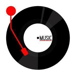 Vinyl Music by Enrique Rodriguez Jr.