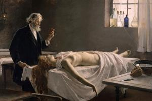 And She Had a Heart!, 1890 by Enrique Simonet Y Lombardo