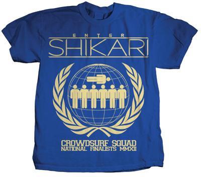Enter Shikari - Crowdsurf Squad
