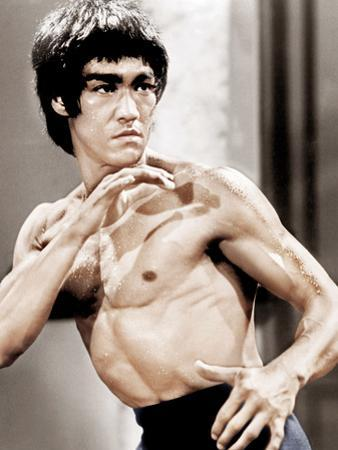 Enter The Dragon, Bruce Lee, 1973
