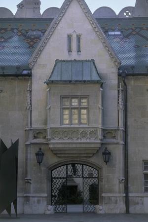 Entrance of a Building, Bratislava, Slovakia